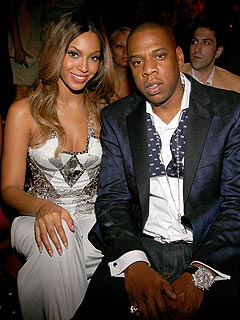 beyonce and jay z getting married