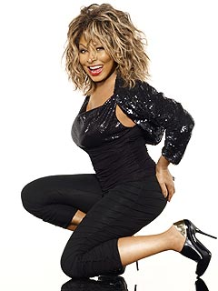 Sistah of Rock Portrait: Tina Turner