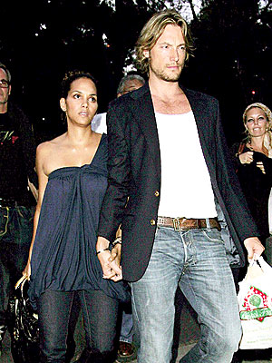 Halle Berry in Hollywood Bowl