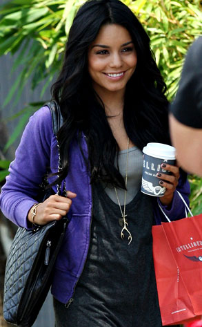 High School Musical star and official Zac Efron straddler Vanessa Hudgens is