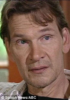 Patrick Swayze died after two-years battle with pancreatic ...