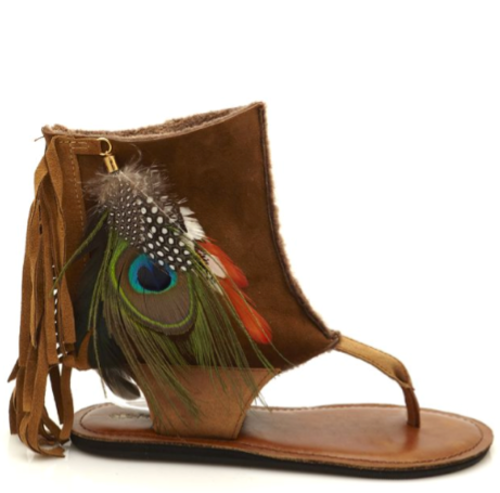 Hippie Chic Koolaburra Sandals